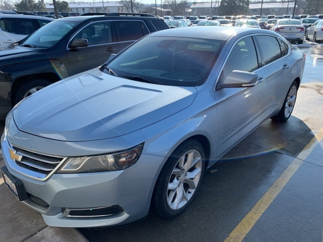pre owned 2014 chevrolet impala lt 4d sedan in quad cities. Black Bedroom Furniture Sets. Home Design Ideas