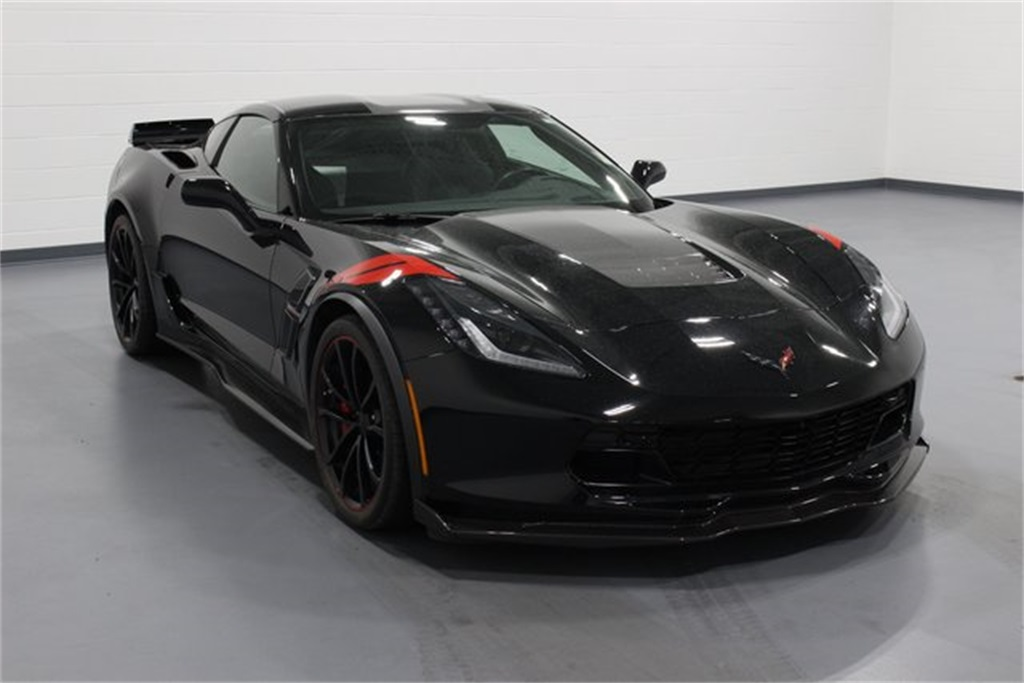 pre owned 2018 chevrolet corvette grand sport 2d coupe in. Black Bedroom Furniture Sets. Home Design Ideas