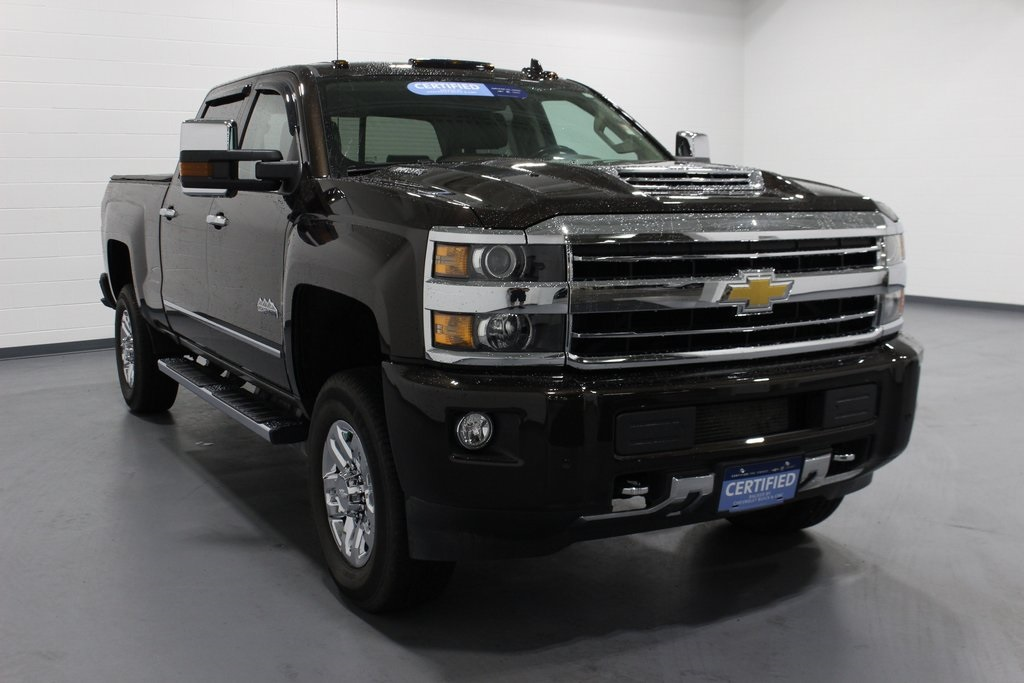 Certified Pre-Owned 2018 Chevrolet Silverado 3500HD High Country