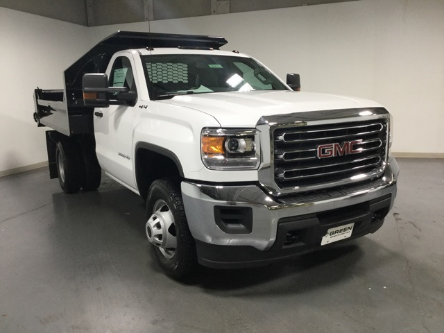New 2019 GMC Sierra 3500HD