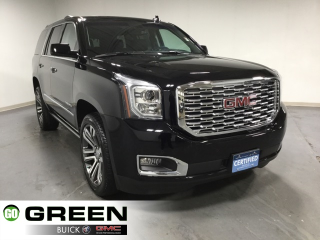 Certified Pre-Owned 2019 GMC Yukon Denali