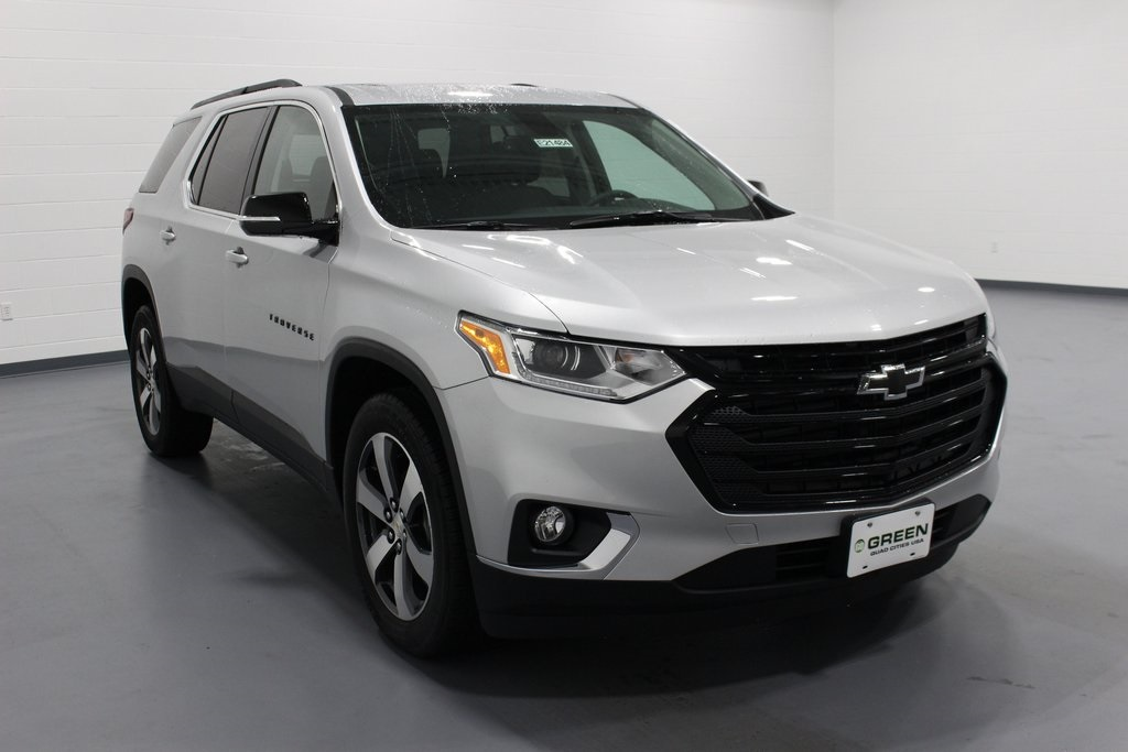 new 2019 chevrolet traverse lt leather 4d sport utility in. Black Bedroom Furniture Sets. Home Design Ideas