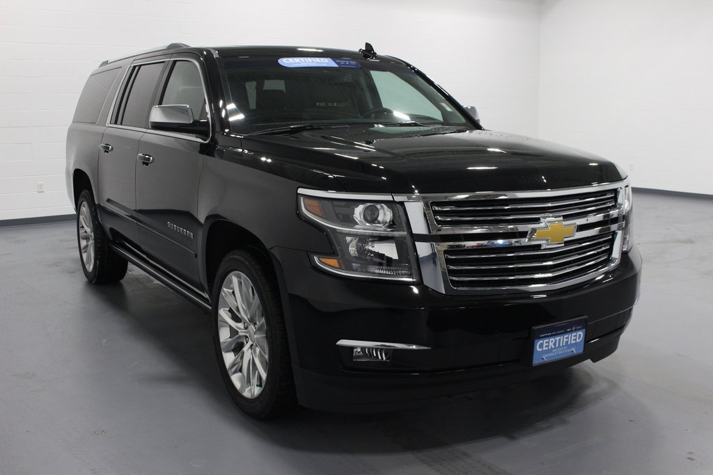 Pre Owned Suburban >> Certified Pre Owned 2019 Chevrolet Suburban Premier 4d Sport Utility 4wd