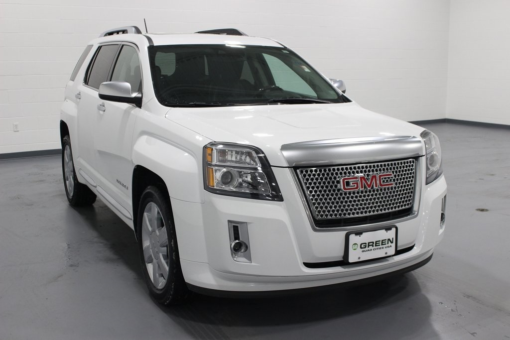 Gmc Terrain Denali >> Pre Owned 2015 Gmc Terrain Denali 4d Sport Utility In Quad Cities