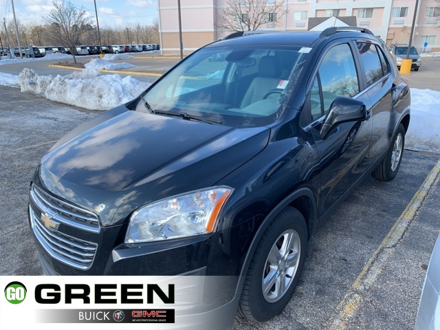 pre owned 2015 chevrolet trax lt 4d sport utility in quad. Black Bedroom Furniture Sets. Home Design Ideas