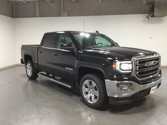 new 2018 gmc sierra 1500 sle 4d crew cab in quad cities. Black Bedroom Furniture Sets. Home Design Ideas