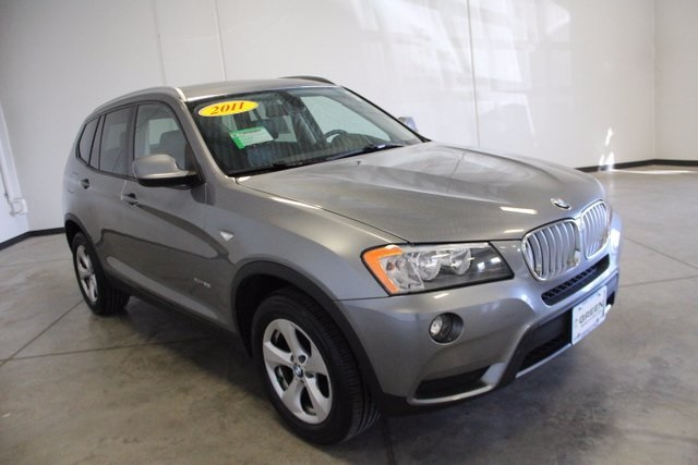 Pre Owned 2011 BMW X3 xDrive28i 4D Sport Utility in Quad