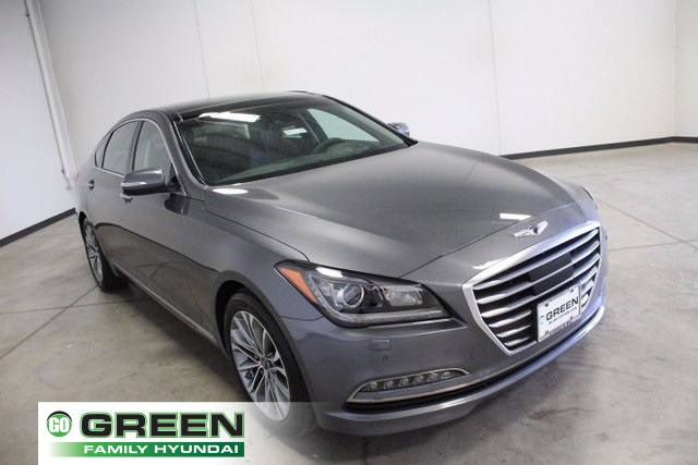 New 2017 Genesis G80 3 8 4D Sedan in Quad Cities H