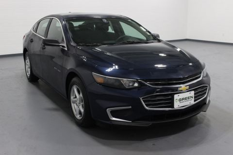 Pre-Owned 2018 Chevrolet Malibu LS