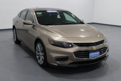 Certified Pre-Owned 2018 Chevrolet Malibu Premier