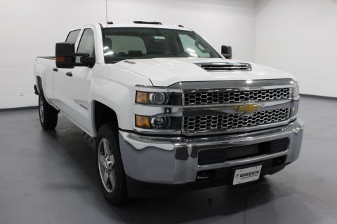 New 2019 Chevrolet Silverado 2500HD Work Truck