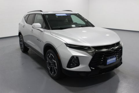 Certified Pre-Owned 2019 Chevrolet Blazer RS