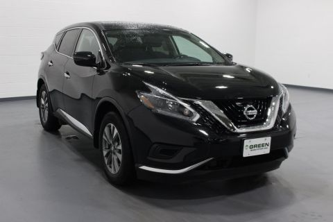 Pre-Owned 2018 Nissan Murano S